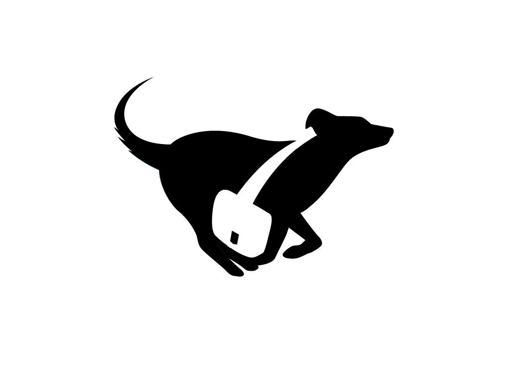 DSC Black Dog Logo